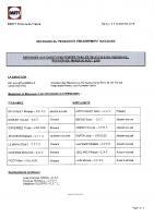 REPONSES DP ENCADREMENT MAGASINS – 30 AOUT 2016