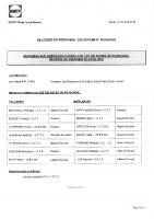 REUNION DP ENCADREMENT MAGASINS – AVRIL 2016